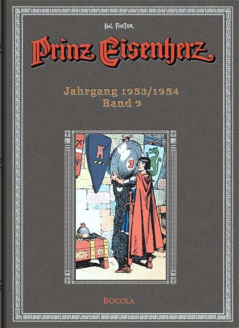 Prinz Eisenherz, Band 9