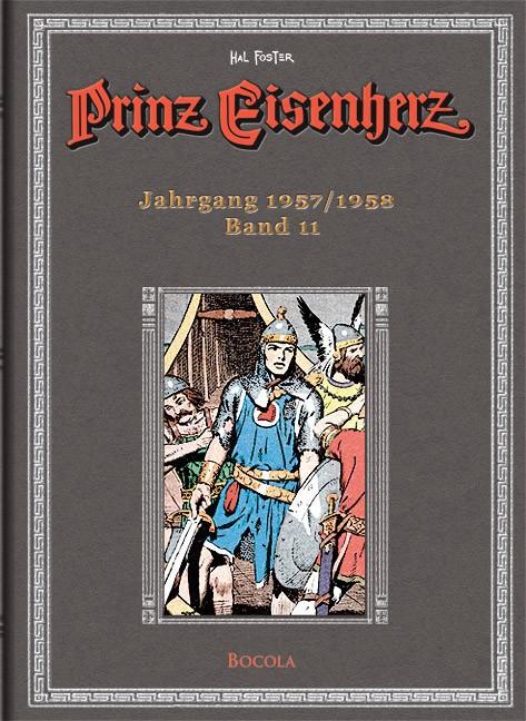 Prinz Eisenherz, Band 11