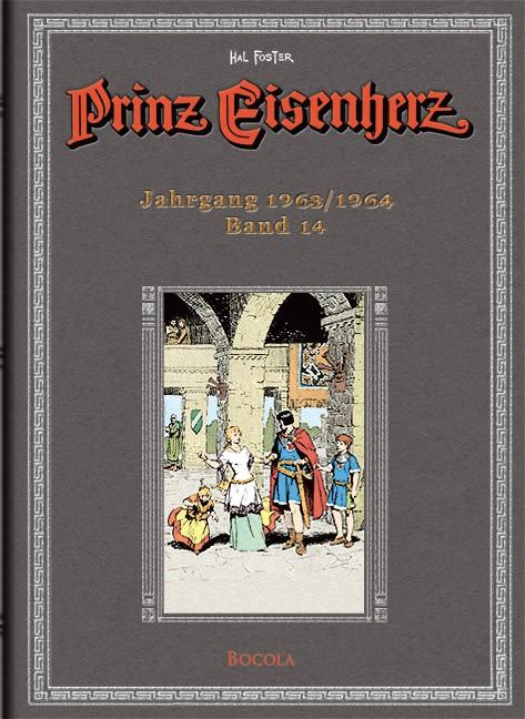 Prinz Eisenherz, Band 14