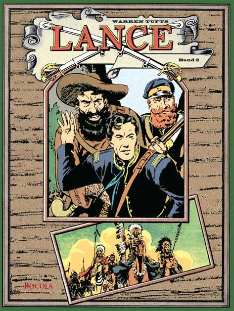 Lance. Ein Western-Epos, Band 2