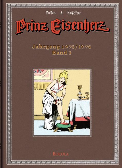 Prinz Eisenherz Foster & Murphy-Jahre, Band 3