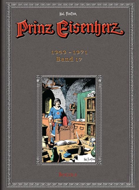 Prinz Eisenherz, Band 17