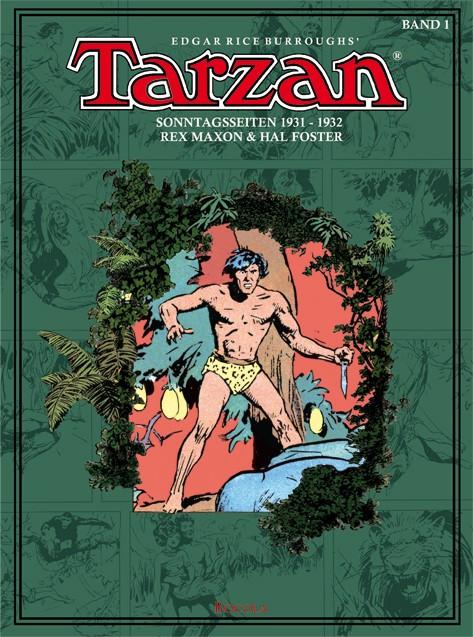 Tarzan, Band 1