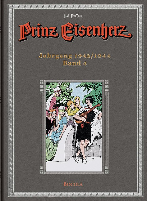 Prinz Eisenherz, Band 4