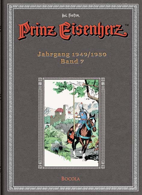 Prinz Eisenherz, Band 7