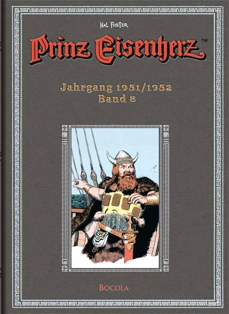 Prinz Eisenherz, Band 8
