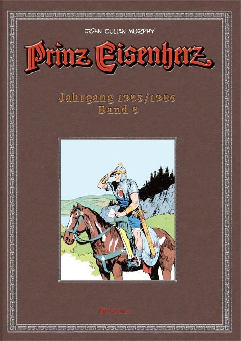 Prinz Eisenherz Murphy-Jahre, Band 8
