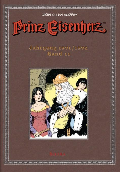 Prinz Eisenherz Murphy-Jahre, Band 11