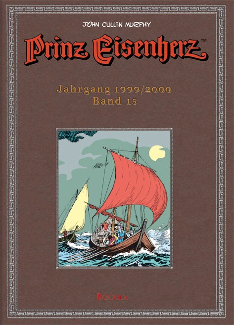 Prinz Eisenherz Murphy-Jahre, Band 15
