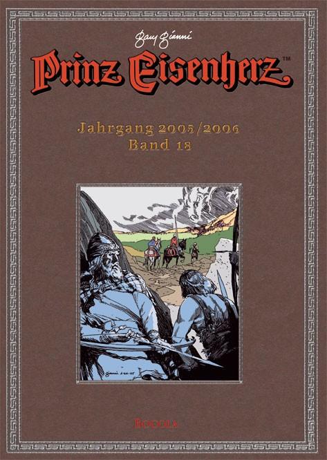 Prinz Eisenherz Gianni-Jahre, Band 18