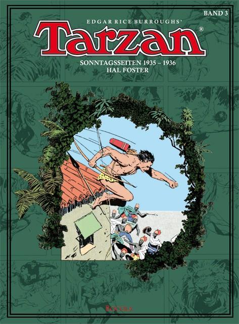Tarzan, Band 3