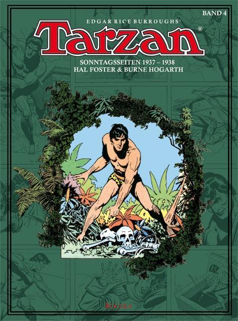Tarzan, Band 4