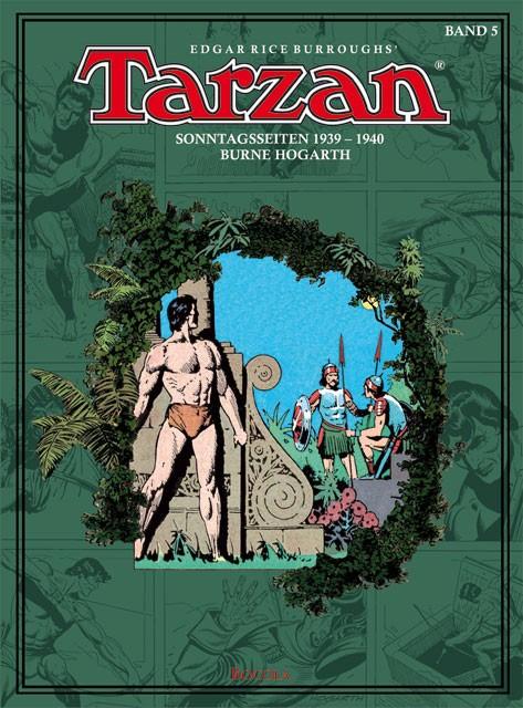 Tarzan, Band 5