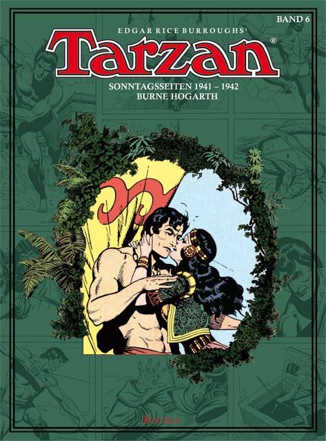 Tarzan, Band 6
