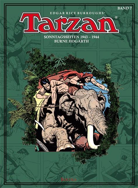 Tarzan, Band 7