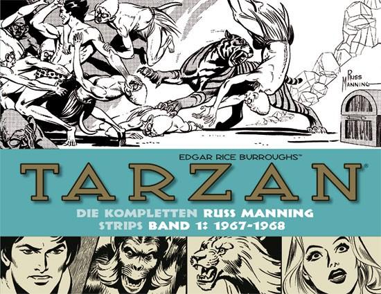 Tarzan: Manning Strips, Band 1