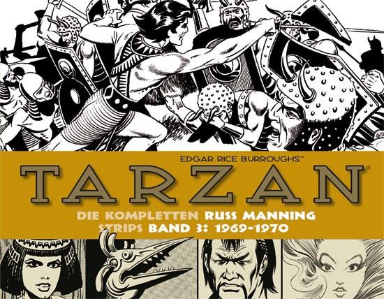 Tarzan: Manning Strips, Band 3