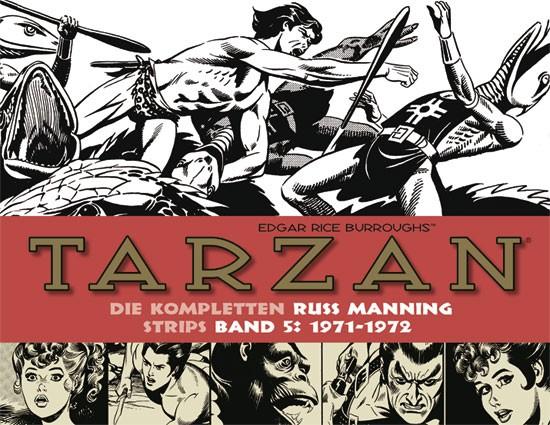 Tarzan: Manning Strips, Band 5