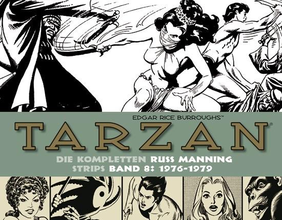 Tarzan: Manning Strips, Band 8