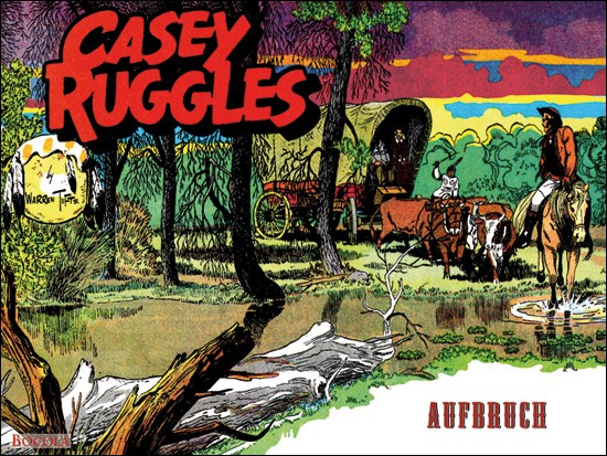 Casey Ruggles, Band 1