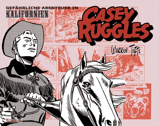 Casey Ruggles, Band 2