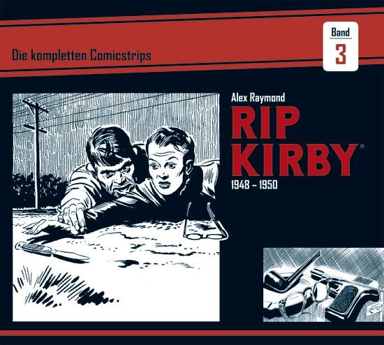 Rip Kirby, Band 3