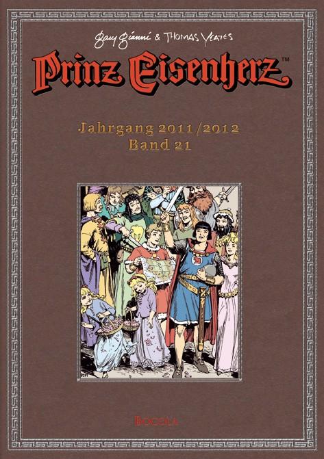 Prinz Eisenherz Gianni-Jahre, Band 21