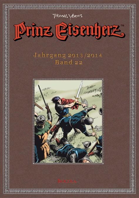 Prinz Eisenherz Yeates-Jahre, Band 22