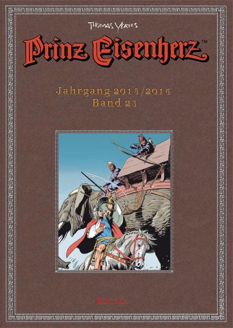 Prinz Eisenherz Yeates-Jahre, Band 23