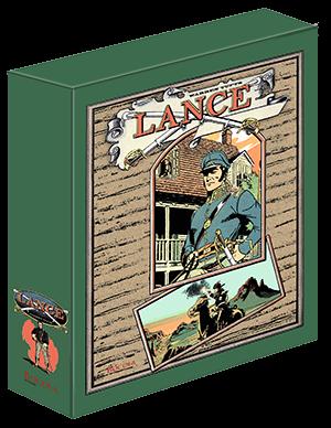 Lance Schuber - mit allen Lance Bänden