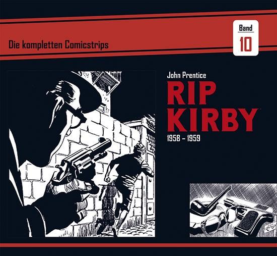 Rip Kirby, Band 10