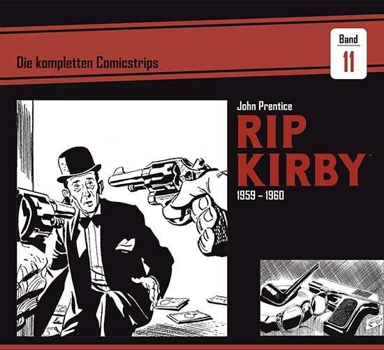 Rip Kirby, Band 11