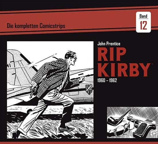 Rip Kirby, Band 12