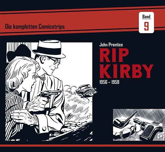 Rip Kirby, Band 9