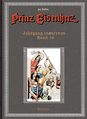 Prinz Eisenherz, Band 12