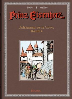 Prinz Eisenherz Foster & Murphy-Jahre, Band 2