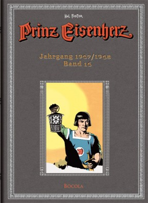 Prinz Eisenherz, Band 16