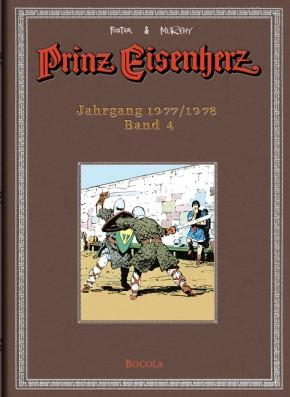 Prinz Eisenherz Foster & Murphy-Jahre, Band 4