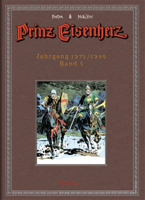 Prinz Eisenherz Foster & Murphy-Jahre, Band 5