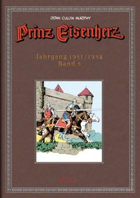 Prinz Eisenherz Murphy-Jahre, Band 6