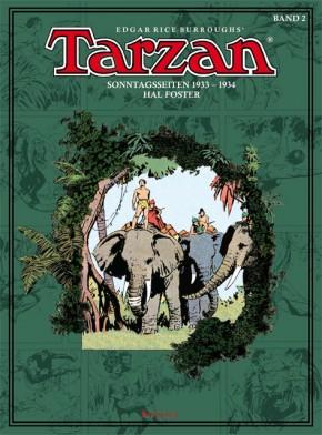 Tarzan, Band 2