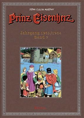Prinz Eisenherz Murphy-Jahre, Band 7