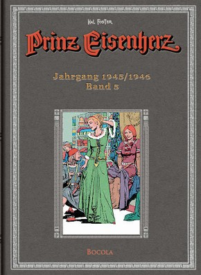 Prinz Eisenherz, Band 5