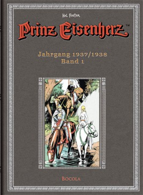 Prinz Eisenherz, Band 1