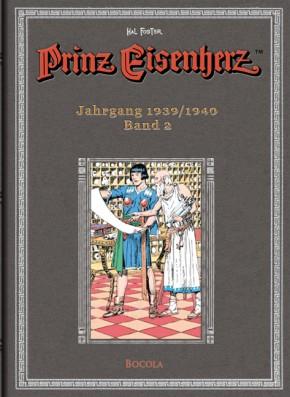 Prinz Eisenherz, Band 2