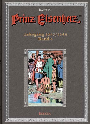 Prinz Eisenherz, Band 6
