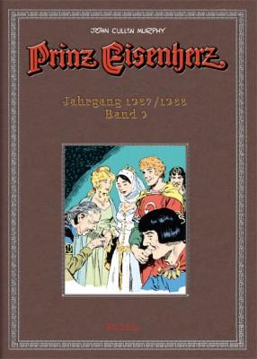 Prinz Eisenherz Murphy-Jahre, Band 9