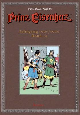 Prinz Eisenherz Murphy-Jahre, Band 14