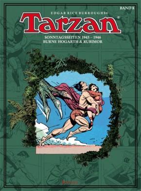 Tarzan, Band 8