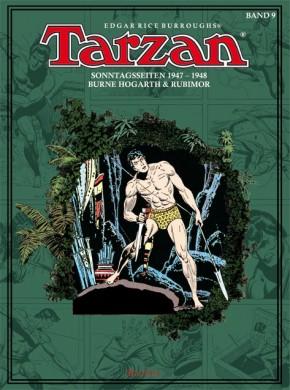 Tarzan, Band 9